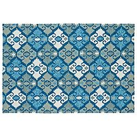 Kaleen Habitat Southwest Medallion Indoor Outdoor Rug
