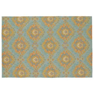 Kaleen Habitat Ikat Indoor Outdoor Rug
