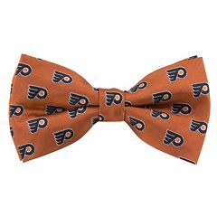 Adult NHL Repeat Woven Bow Tie