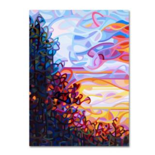 Trademark Fine Art Crescendo Canvas Wall Art