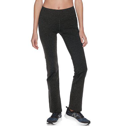 34d3cdd230d8a Women s Tek Gear® Shapewear Bootcut Workout Pants
