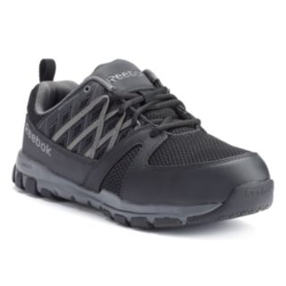 Reebok Work Sublite Work Men's Steel-Toe Shoes