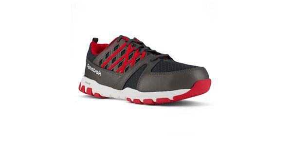 Reebok Work Sublite Work Men S Steel Toe Shoes