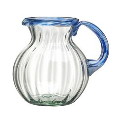 Global Amici Pacifica 80-oz. Glass Drink Pitcher