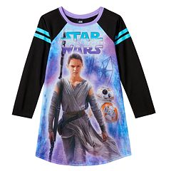 Star Wars: Episode VII The Force Awakens Girls 6-14 Rey Nightgown