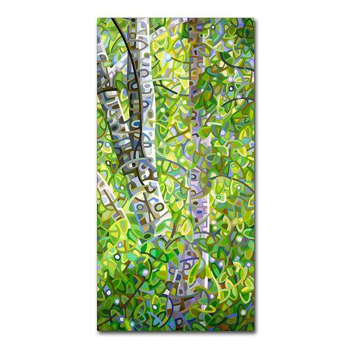 Trademark Fine Art Hide And Seek Canvas Wall Art