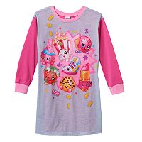 Girls 6-12 Shopkins Dorm Nightgown