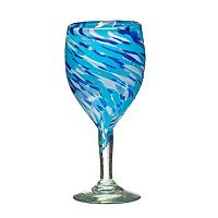 Global Amici Malibu 4 pc Wine Glass Set