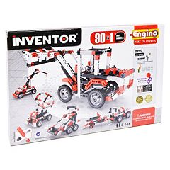 Engino Inventor 90 Models Motorized Kit by