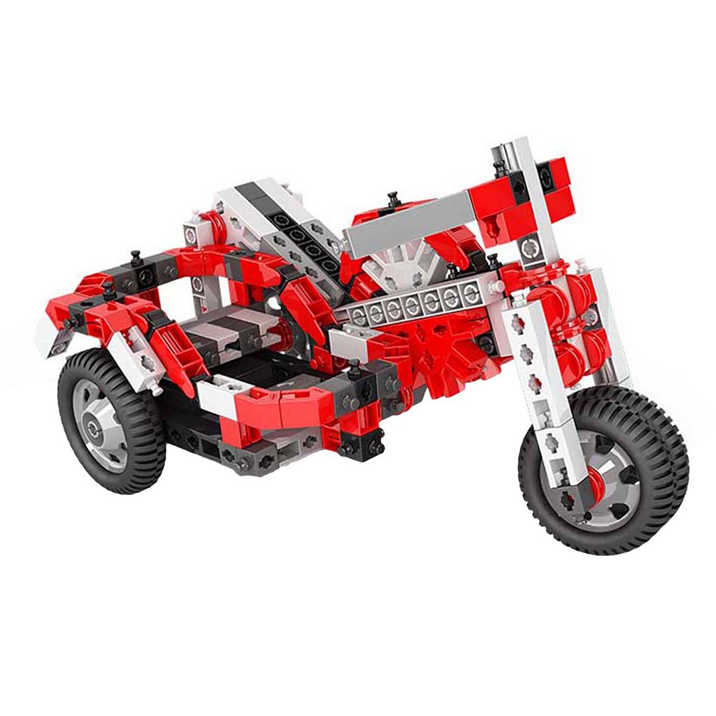 Engino Inventor 90 Models Motorized Kit