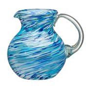 Global Amici Malibu 80-oz. Glass Drink Pitcher