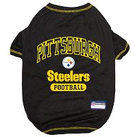 Pittsburgh Steelers Pet Tee