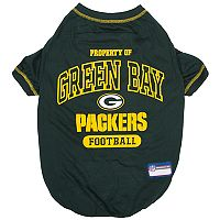 Green Bay Packers Pet Tee