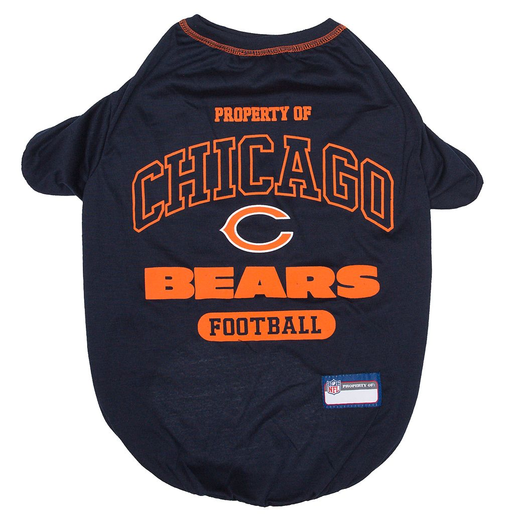 Chicago Bears Pet Tee