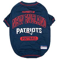 New England Patriots Pet Tee