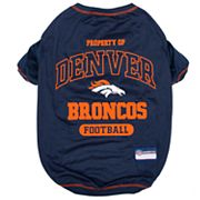Denver Broncos Pet Tee