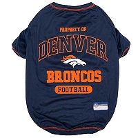 Denver Broncos Pet Tee