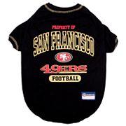 San Francisco 49ers Pet Tee
