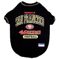 San Francisco 49ers Pet Tee