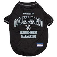 Oakland Raiders Pet Tee