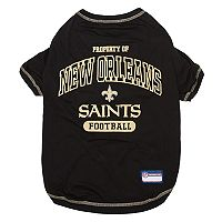 New Orleans Saints Pet Tee