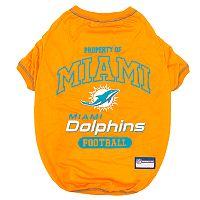 Miami Dolphins Pet Tee