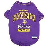 Minnesota Vikings Pet Tee