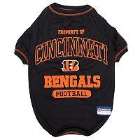 Cincinnati Bengals Pet Tee