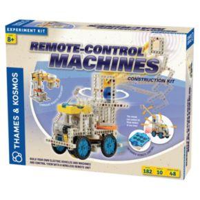 Thames & Kosmos Remote-Control Machines Construction Kit