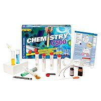 Thames & Kosmos Chemistry C500 Experiment Kit