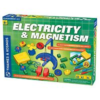 Thames & Kosmos Electricity & Magnetism Experiment Kit