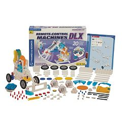 Thames & Kosmos Remote-Control Machines DLX Engineering Kit