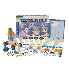 Thames & Kosmos Remote-Control Machines DLX Engineering Kit