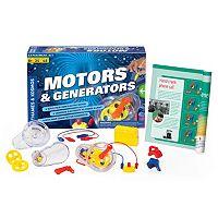 Thames & Kosmos Motors & Generators Experiment Kit