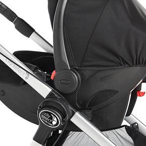 Maxi Cosi Double Car Seat Adaptor for Cybex - (City Mini Double/City ...