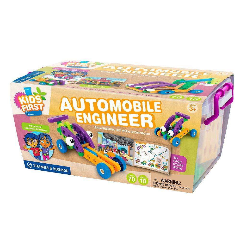 Thames & Kosmos Kids First Automobile Engineer