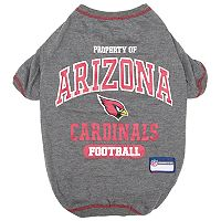 Arizona Cardinals Pet Tee