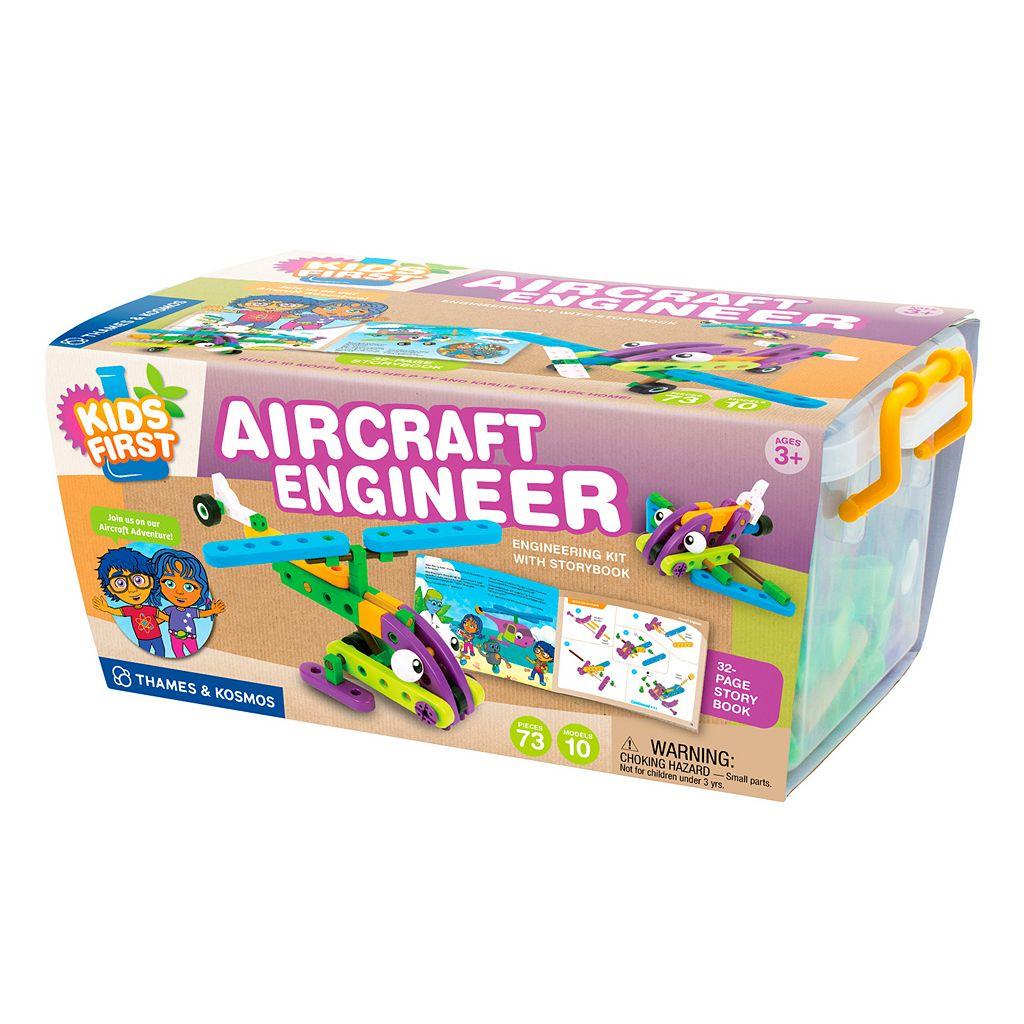 Thames & Kosmos Kids First Aircraft Engineer
