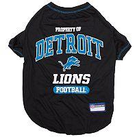 Detroit Lions Pet Tee