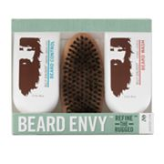 Billy Jealousy 3 pc Beard Envy Refine The Rugged Kit