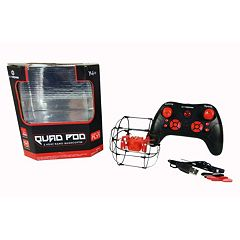 QuadPod 2.4GHz Remote Control Micro Quadcopter