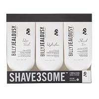 Billy Jealousy 3 pc Shave 3Some Kit