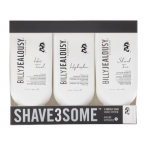 Billy Jealousy 3-pc. Shave 3Some Kit