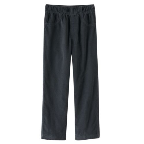 4-10 Jumping Beans® Jersey Knit-Lined Corduroy Pants