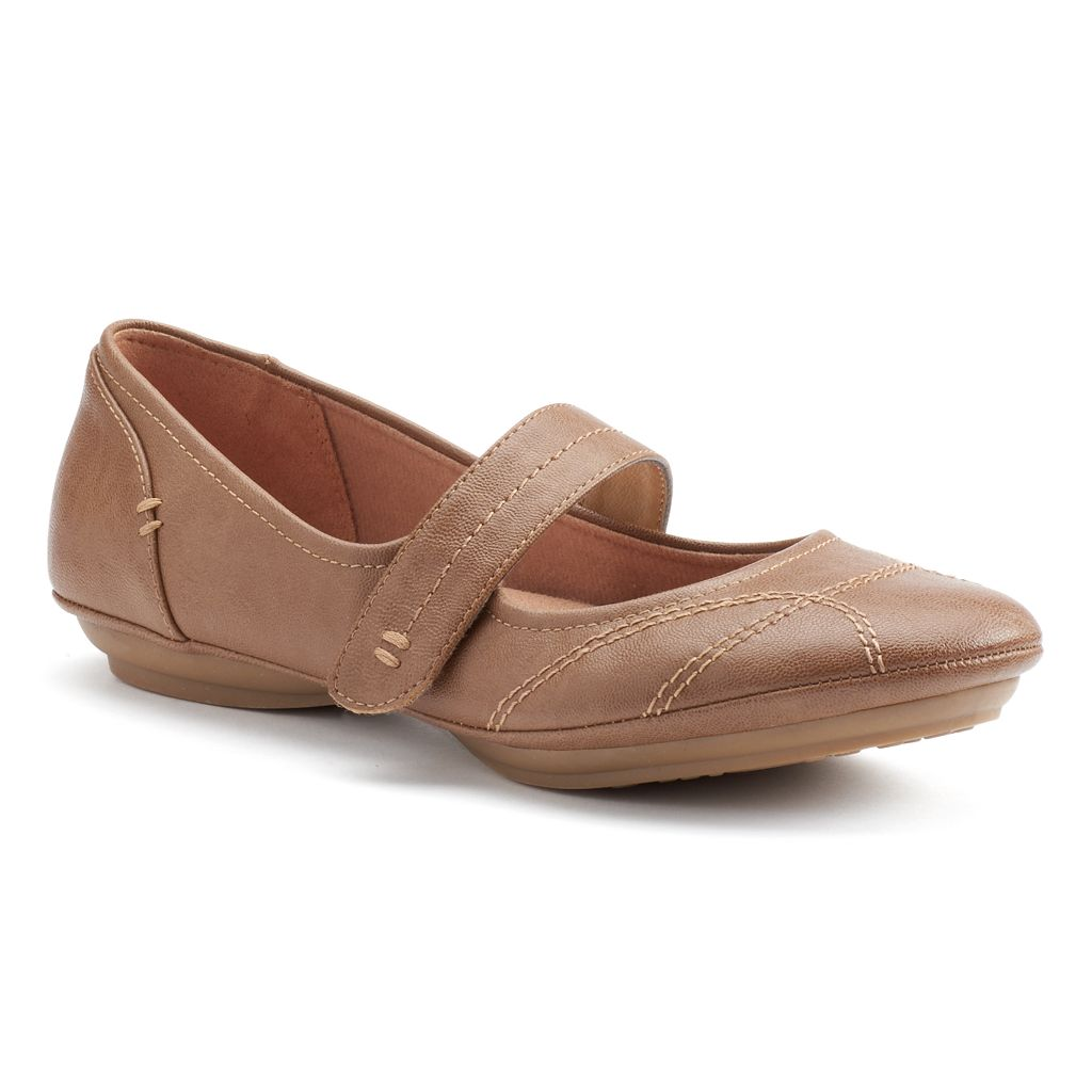 Croft & Barrow® Women's Ortholite Casual Mary Jane Shoes