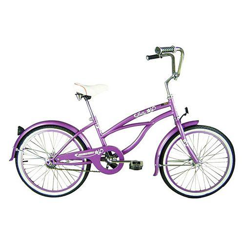 Girls Micargi 20-Inch Wheel Jetta Beach Cruiser