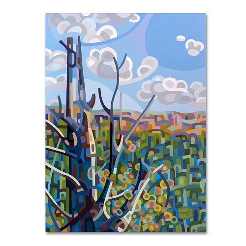 Trademark Fine Art Hockley Valley Canvas Wall Art