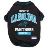 Carolina Panthers Pet Tee