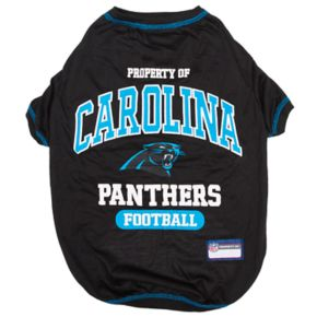 Carolina Panthers Pet Tee