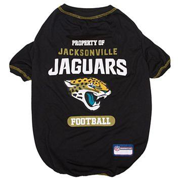 Jacksonville Jaguars Pet Tee